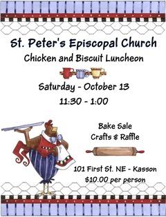 Chicken & Biscuit 2018 Poster R